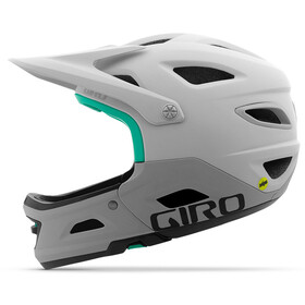 Giro Switchblade Mips - Casque - gris/blanc
